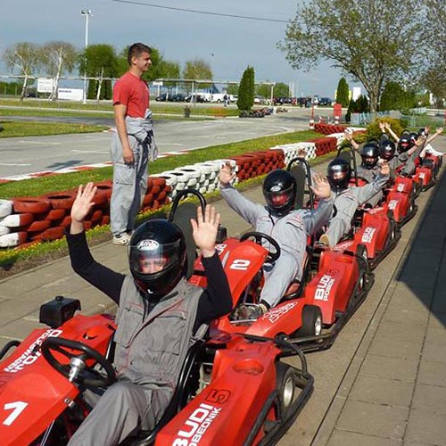 Go-Karting in Belgrade